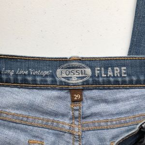 Fossil Jeans - Fossil Flare Jeans Size 29
